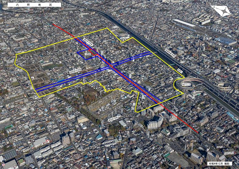 六町地区/事業別に見る/東京都第一市街地整備事務所 | 東京都都市整備局